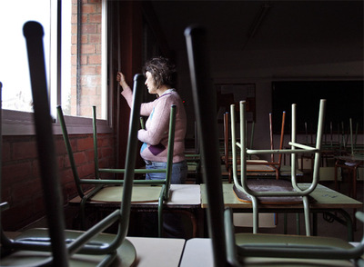 Muchos profesores españoles consideran que se les ha despojado de la autoridad y reclaman más castigos.