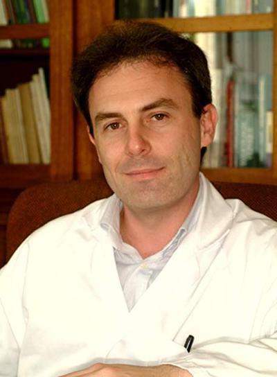 El médico Jean Paul Méningaud.