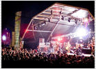 El festival Espantapitas denuncia excesos policiales