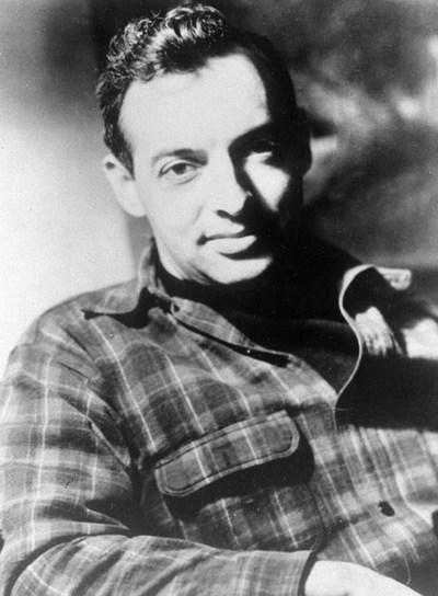 El premio Nobel estadounidense Saul Bellow (1915-2005), en una imagen de 1952.