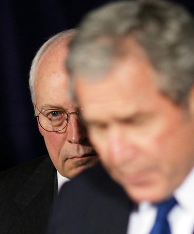 Empleos del gobierno de Dick Cheney