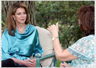 Noor de Jordania, una reina del desarme nuclear