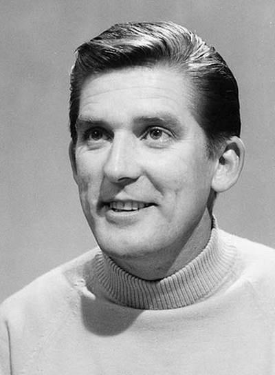 Ray Barrett en los años setenta.
