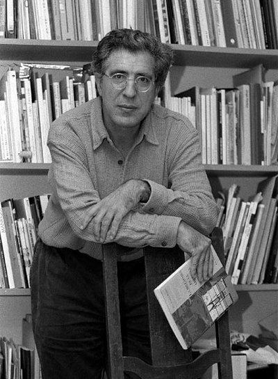 Juan Antonio Ramírez, en 1998.