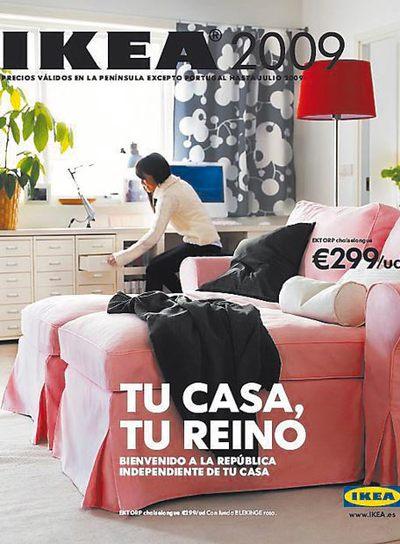 Ikea inicia la gran guerra tipogr fica edici n impresa - Ikea espana catalogo ...