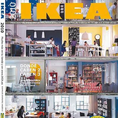 Ikea inicia la gran guerra tipogr fica edici n impresa el pa s - Catalogo ikea 2008 ...