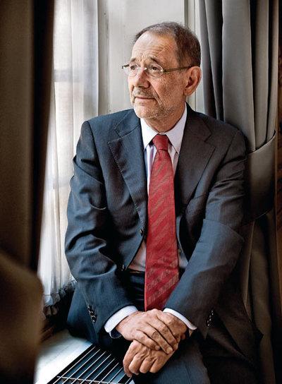 El jefe de la diplomacia europea, Javier Solana