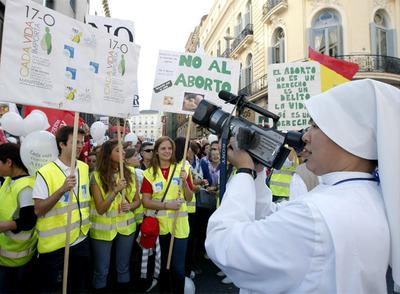 FOTOGALERIA: Manifestantes