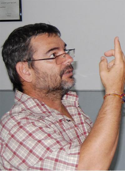 Marcos Maynar.