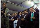 El rival del presidente afgano tira la toalla