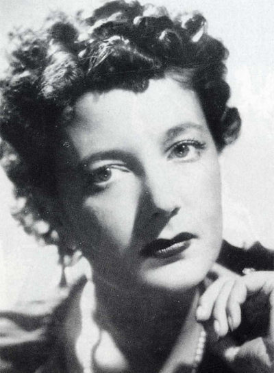 Claretta Petacci.