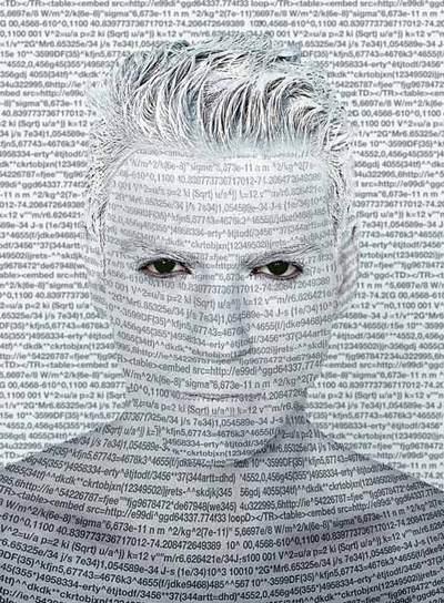 Fotografía de ilustración para el reportaje sobre el libro