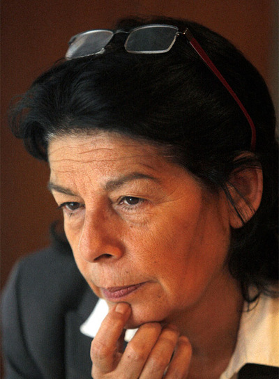 Inés Sabanés, portavoz de IU en la Asamblea de Madrid.