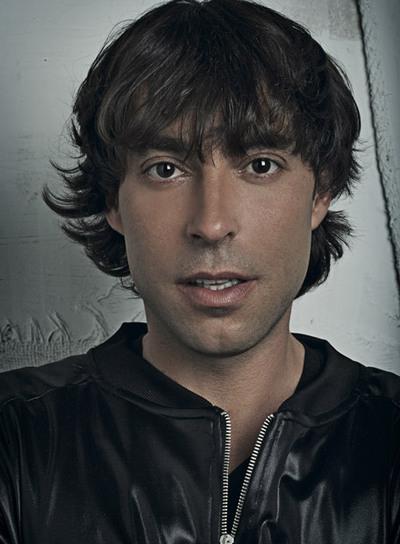 El cantante leonés, Raúl Quijano.