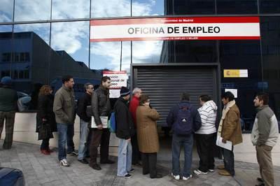 El paro tocar fondo en 2010 por fin edici n impresa for Horario oficina paro