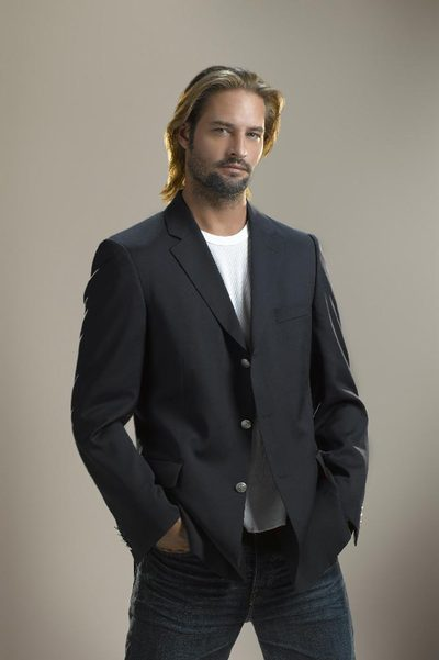 Josh Holloway es Sawyer en  Perdidos.