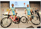 La aventura de dirigir a Contador
