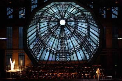 La ópera  San Francisco de Asís,  de Messiaen, programada por la Trienal del Ruhr, se representará en la Caja Mágica.