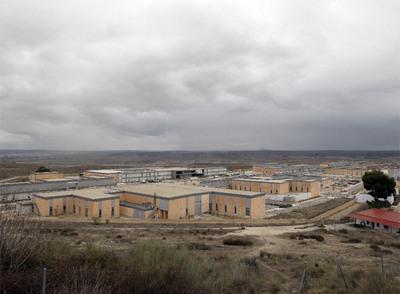 El complejo tecnológico militar de La Marañosa, en Madrid, que será inaugurado en mayo.