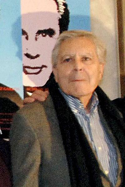 Jiménez Villarejo, en el acto del sábado.