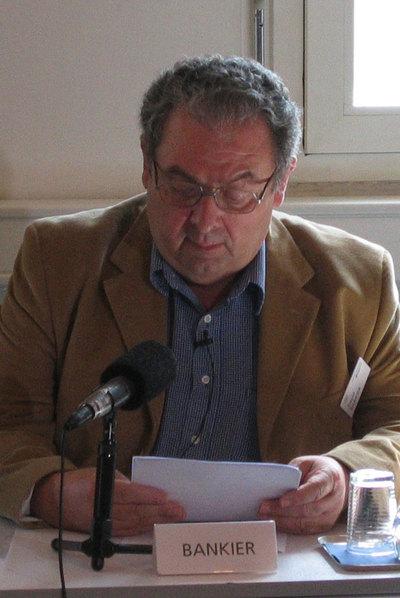 David Bankier, en 2006.
