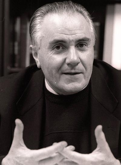 El teólogo Juan Antonio Pagola, autor del controvertido y exitoso libro  Jesús. Aproximación histórica.