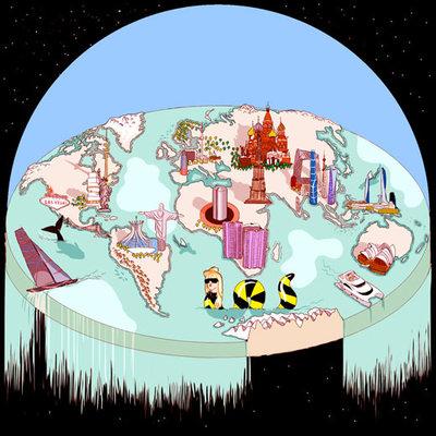 La Sociedad de la Tierra Plana renace en la era Google Earth