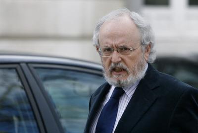 El magistrado del Tribunal Supremo Luciano Varela, instructor de la causa contra Garzón.