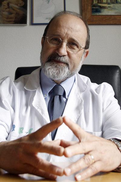 Justo García de Yébenes, experto en Huntington.