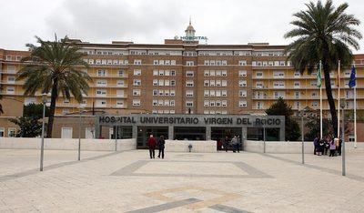 Hospital Virgen del Rocío (Sevilla).