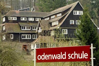 Escuela de Odenwald, donde se han denunciado abusos.