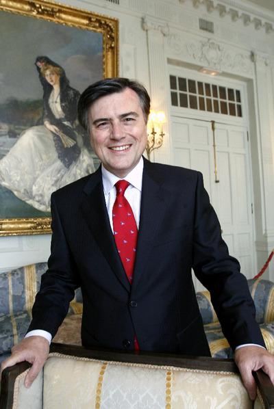 José Viñals, máxima autoridad financiera del FMI, en una imagen de 2007.