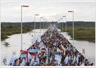 Una marcha en Argentina reaviva la 'guerra de las papeleras' con Uruguay