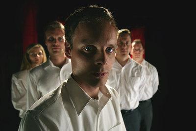 Imagen del documental  Los gemelos de Mengele.