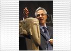 Doble récord de venta para una escultura de Modigliani