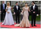 Suecia festeja la boda de la princesa Victoria