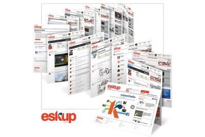 Nace Eskup, una red social de información