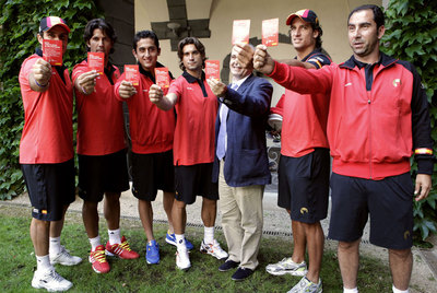 El equipo español muestra tarjeta roja a los abusos físicos.