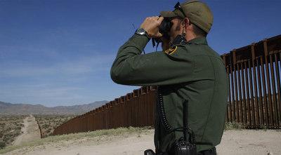 Desiertos Frontera Mexico Estados Unidos Estados Unidos y México