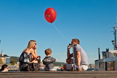 FOTOGALERIA: Escenas urbanas