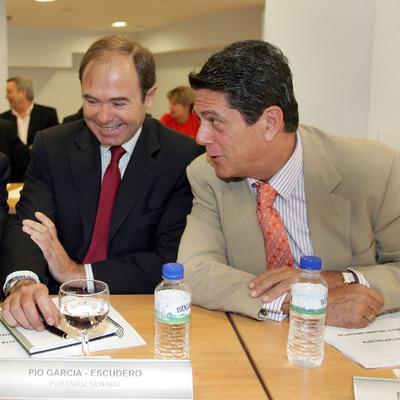 García Escudero y Trillo, en una foto tomada en 2004.
