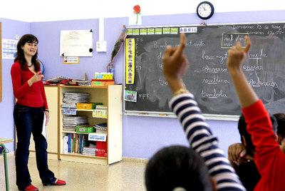El sistema educativo hace un esfuerzo con los alumnos que obtienen peores resultados, pero no con los mejores.