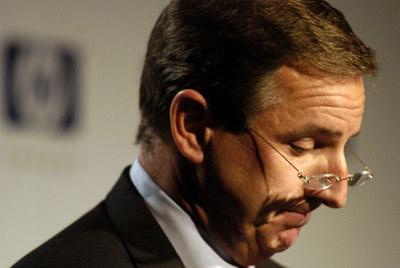 Mark Hurd, presidente de HP, fue destituido en agosto por incumplir el código de conducta de la empresa.