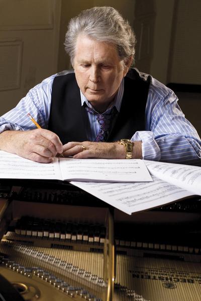Brian Wilson reimagines Gershwin  incluye dos piezas inacabadas del compositor.