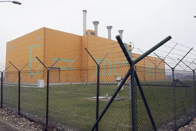 El proyecto español del ATC toma como referencia el almacén temporal de residuos nucleares de Habog, en Borssele (Holanda).