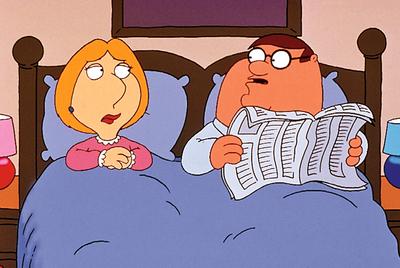 Hace años habrían sido impensables series como 'Padre de familia', que ya cuenta con 175 episodios