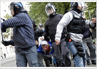 La revuelta estudiantil se radicaliza