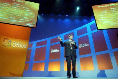 PowerPoint, una creación muy popular de Microsoft.