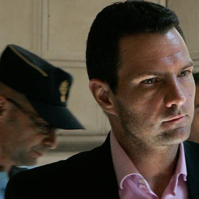 Jérôme Kerviel en la sala de audiencias del Tribunal de París, en junio de 2010.