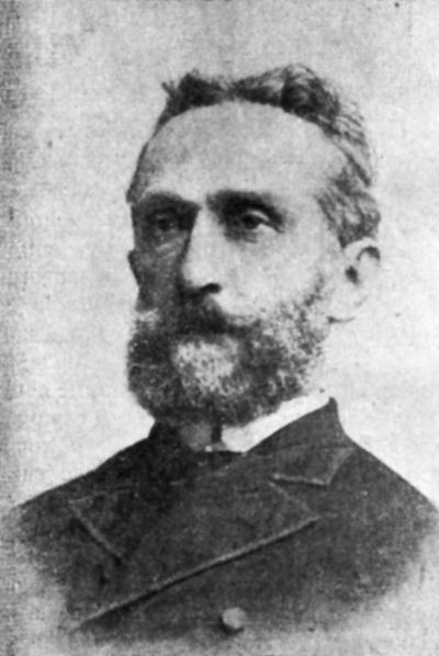 Eugenio Rufino Serrano de Casanova.